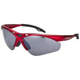 XLC Tahiti SG-C02 Sonnenbrille rot/verspiegelt